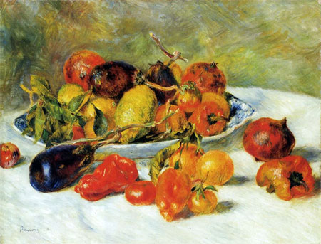 Fruits of the Midi by Pierre-Auguste Renoir