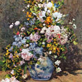 Bouquet of Spring Flowers (1866) by Pierre-Auguste Renoir