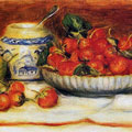 Strawberries (1905) by Pierre-Auguste Renoir