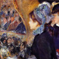 The First Outing (1877) by Pierre-Auguste Renoir
